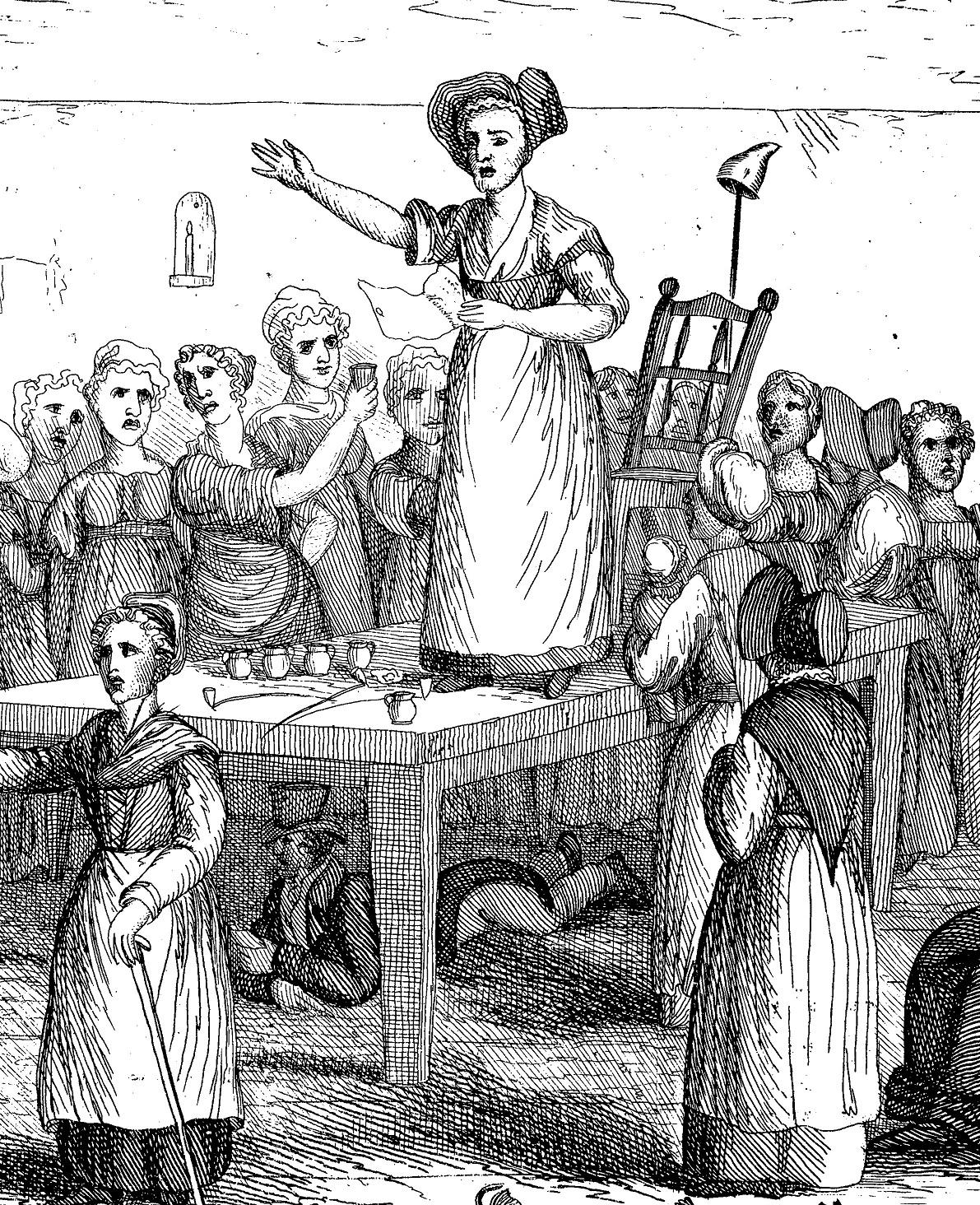 Females reformers