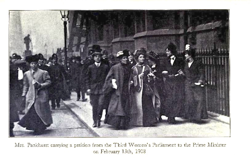 1928 Votes for Women