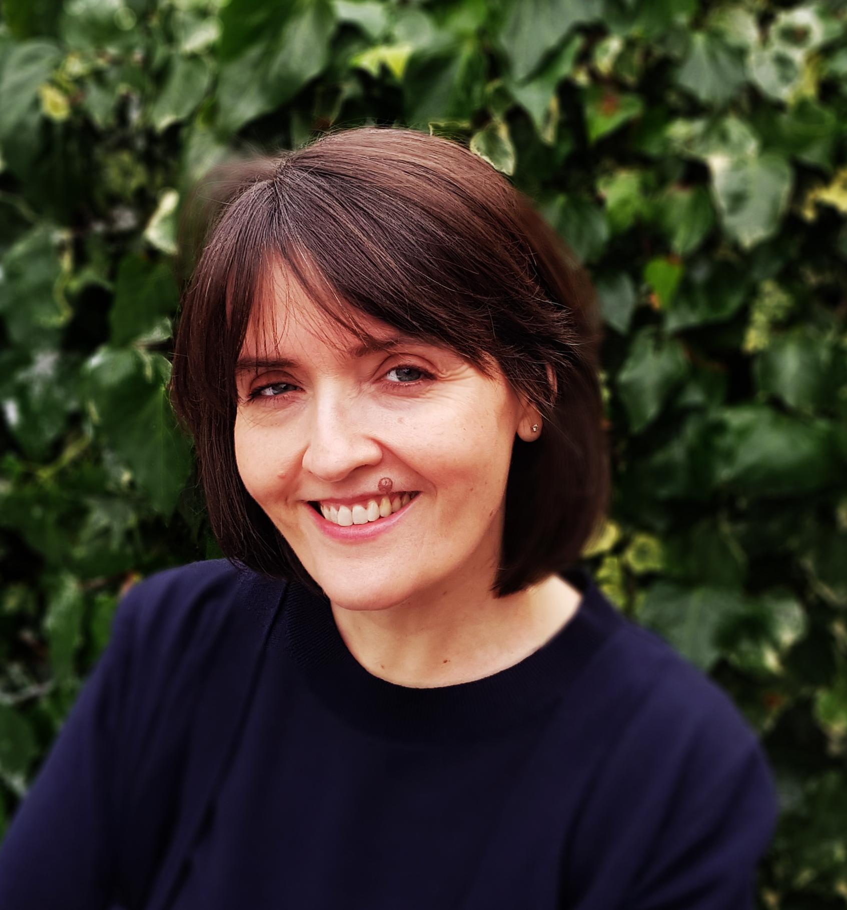 In conversation with Carolyn O'Brien