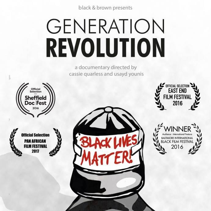 Generation Revolution film screening
