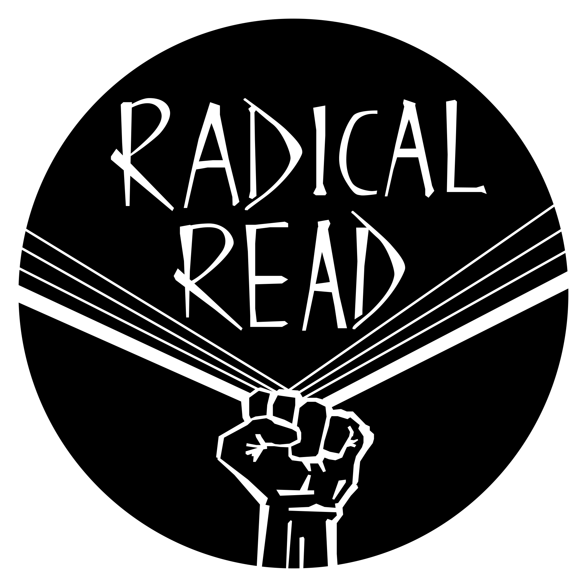 Radical Read logo